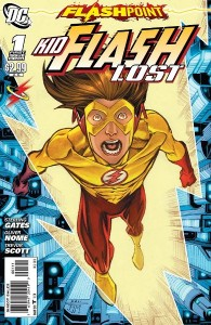 flashpoint previews reverse flash and kid flash lost speed force