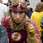 Steampunk Flash