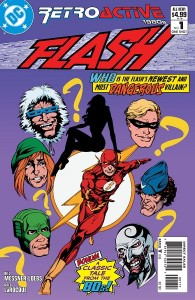 DC Retroactive: The Flash 1980s