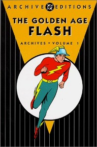 Golden Age Flash Archives vol.1