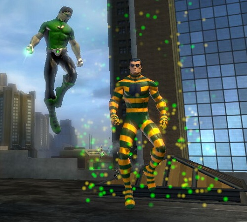 dcuo archives speed force