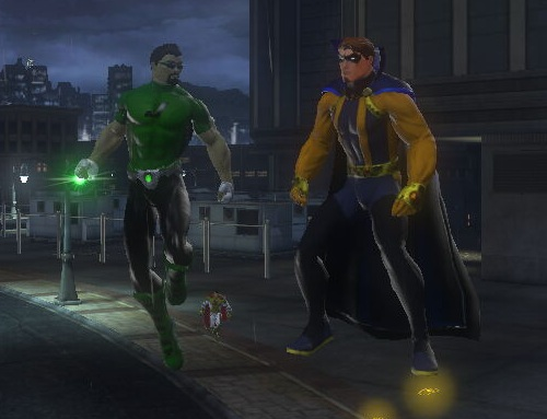 the rogues in dc universe online pictures speed force