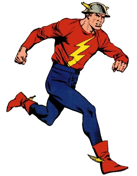 Flash Costumes Speedster Style Speed Force