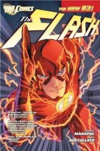 Flash HC: Move Forward (New 52)