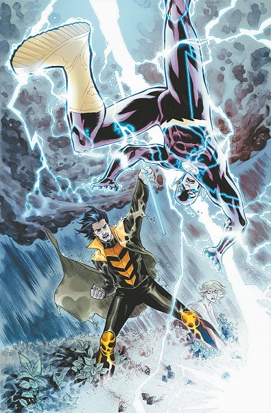 Flash #10 - Weather Wizard