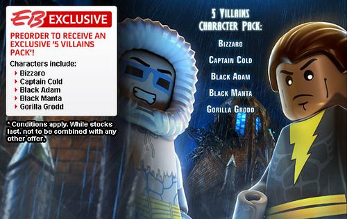 58a2faa53b7 The Flash in Lego Batman 2  DC Superheroes (Plus Two Flash villains ...