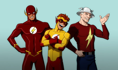 among Young Justice fa...