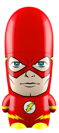 The Flash - USB thumb drive from Mimoco