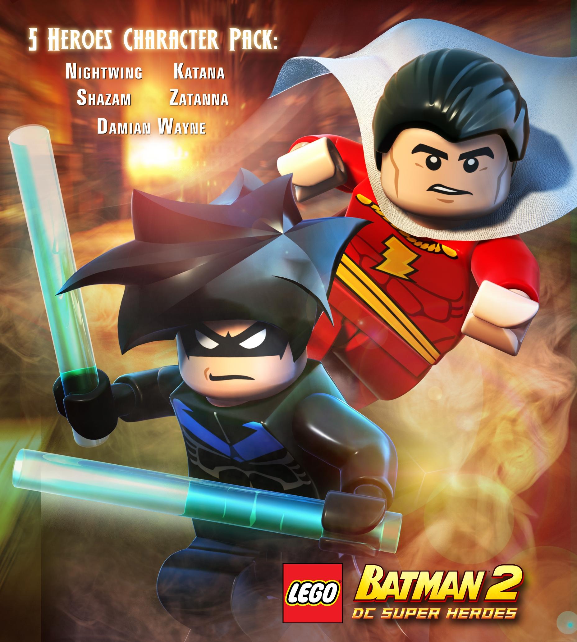 lego batman 2 black adam - photo #30