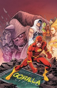 Flash #13: Gorilla Warfare