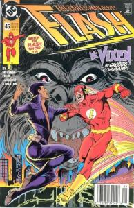 Flash #46: Flash vs. Vixen by Grodd's Command!