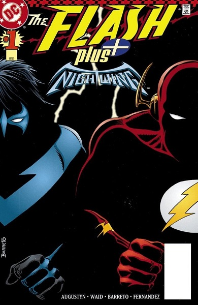 The Flash Plus Nightwing