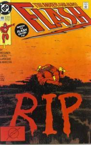 Flash #49: RIP