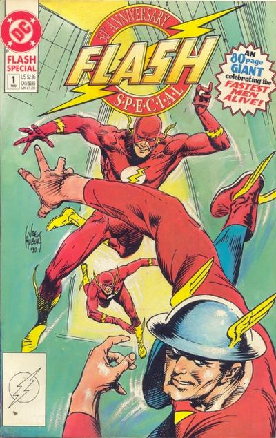 Flash 50th Anniversary Special