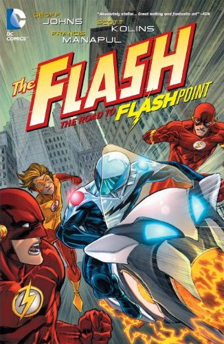 Flash: The Road to Flashpoint