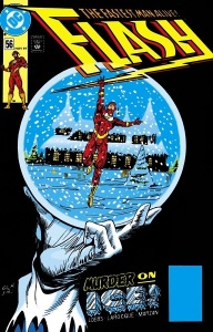 Flash #56: The Return of the Icicle