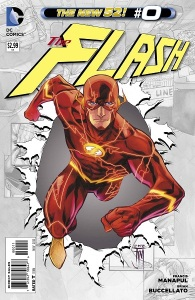 Flash #0 Cover