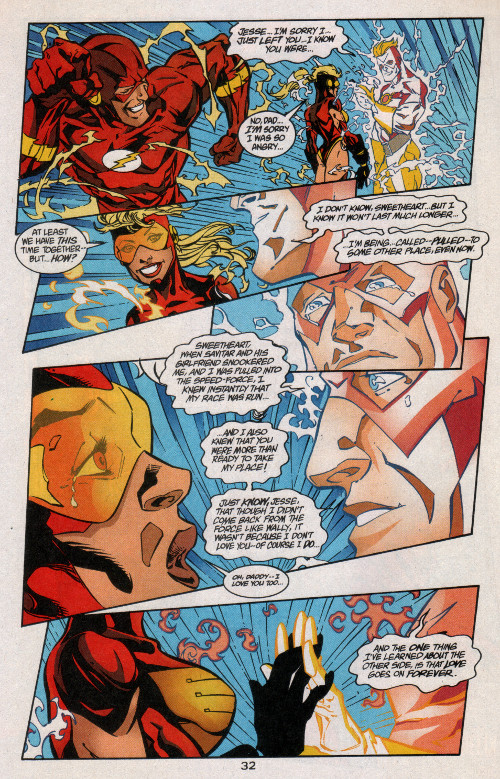 Flash Annual #11: A Quick Family Reunion