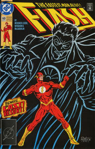Flash #60. Beware the Last Resort!
