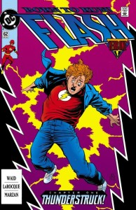 Flash #62: Born to Run Part 1
