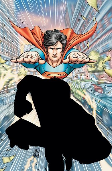 Smallville Season 11 #9 by Scott Kolins
