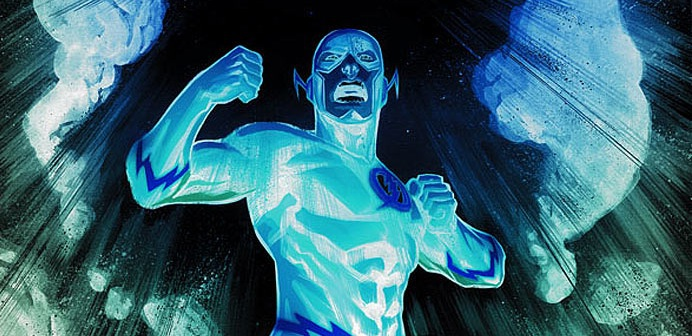 The Negative Flash