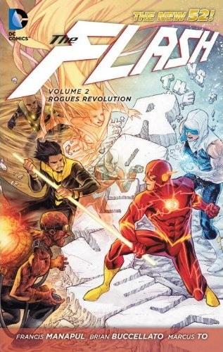 Flash vol.2: Rogues Revolution