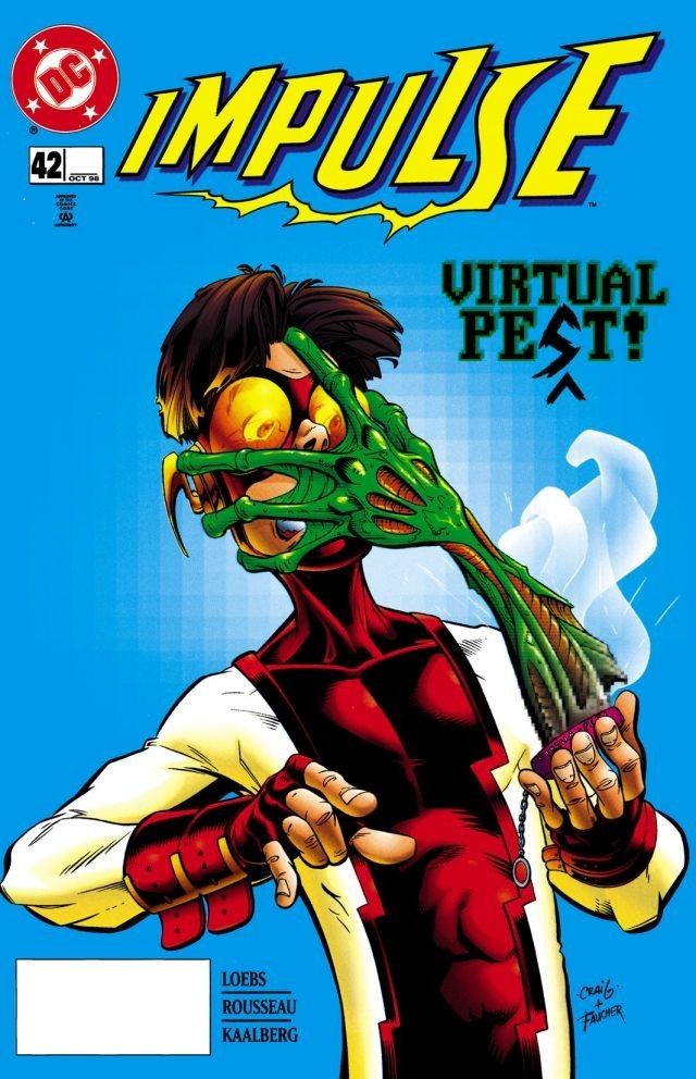 Impulse #42: Virtual Pest!