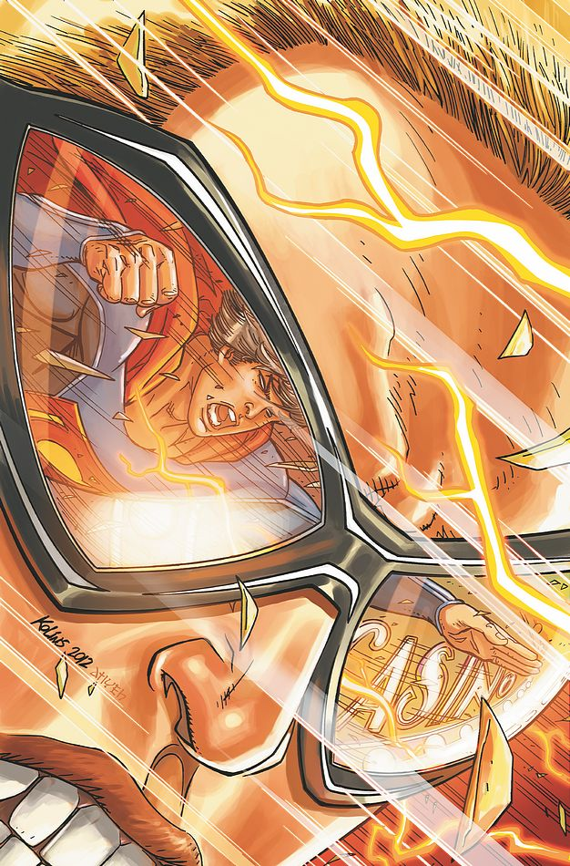 Smallville Season 11 #11