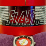 Flash watch and holder