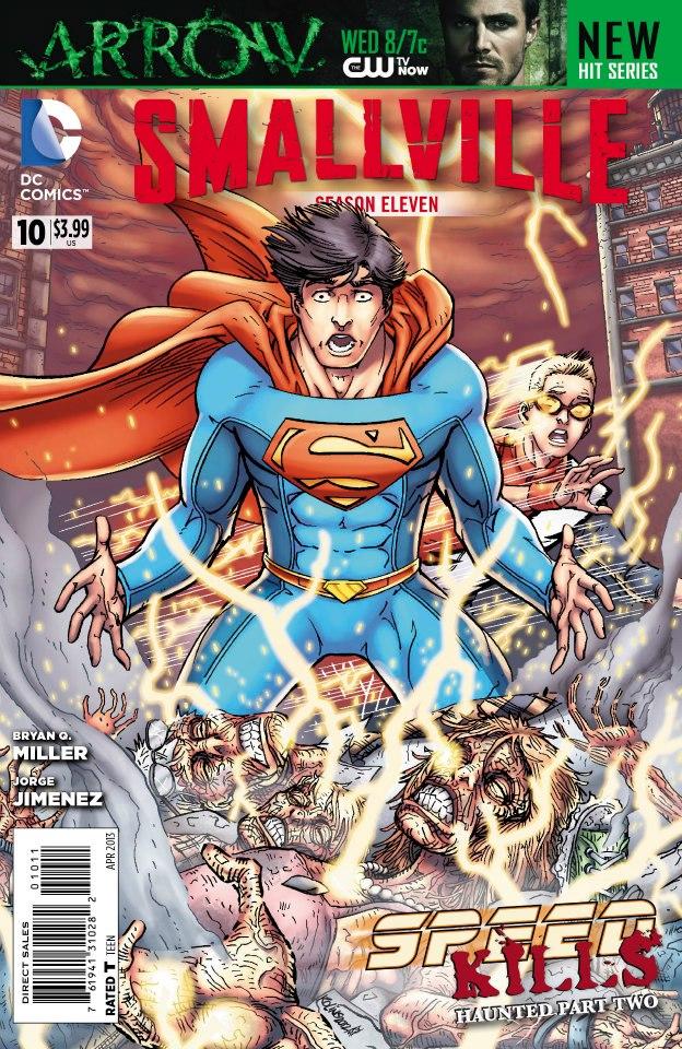 Smallville Season 11 #10 Final