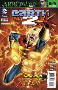 earth 2 issue 9