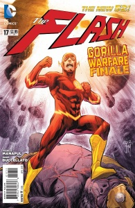 Flash #17 Final Cover