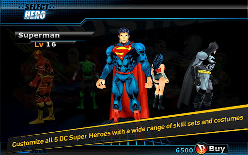 Justice League: Earth's Final Defense - Superman