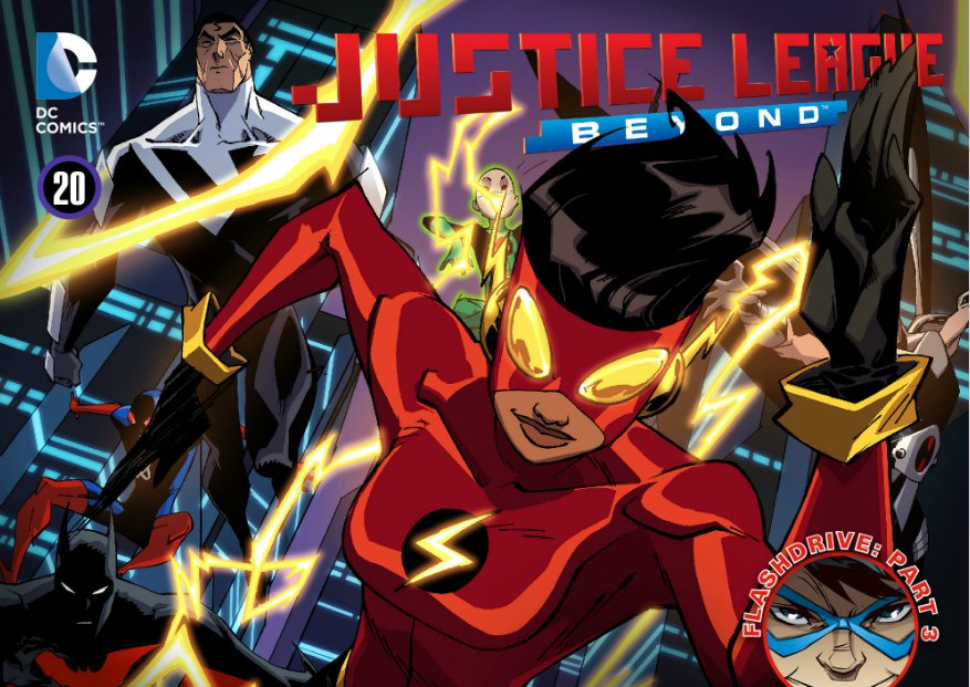 Wally West Justice League And, where does wally west fit
