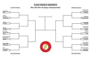 flash march madness