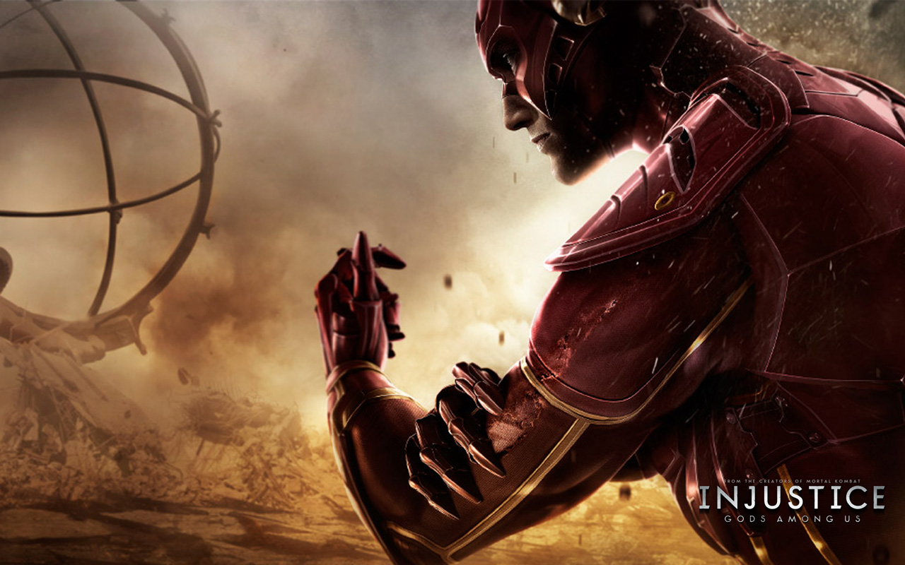 Flash advances to semi finals in injustice battle arena action