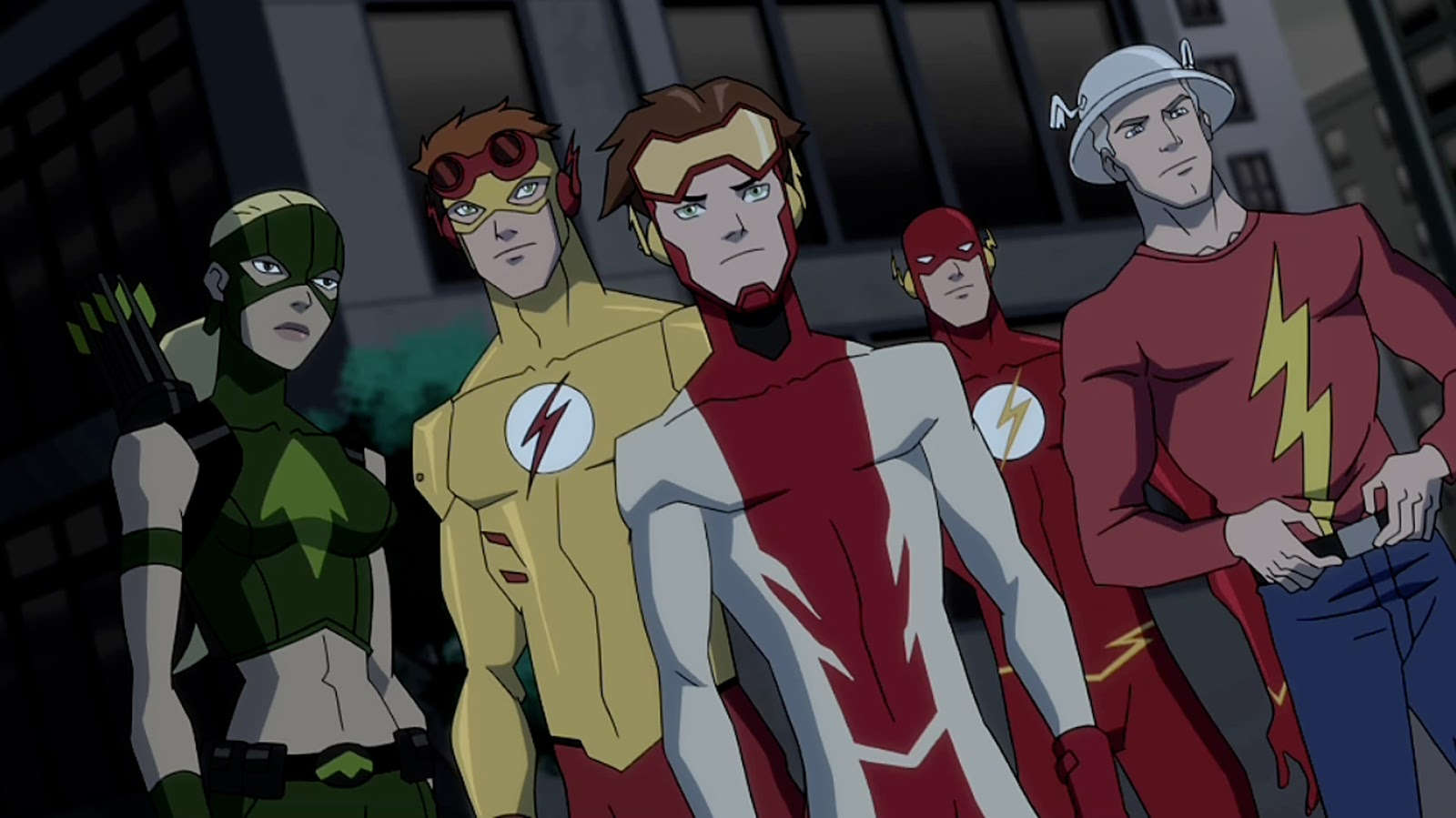 young-justice-invasion... Young Justice Flash Family