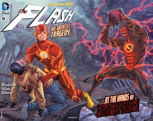 Flash 19 cover