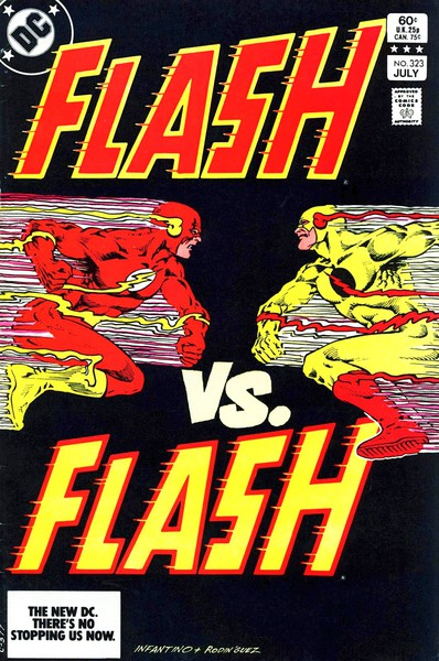 Flash #323: Flash vs. Flash
