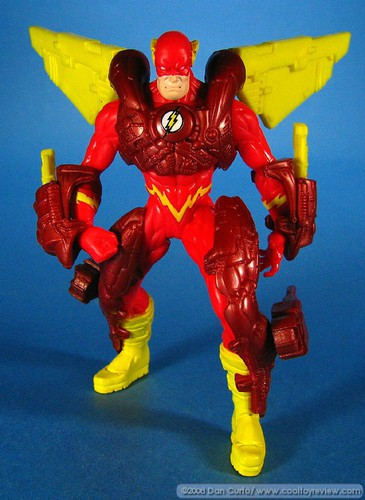 Total Justice Flash action figure