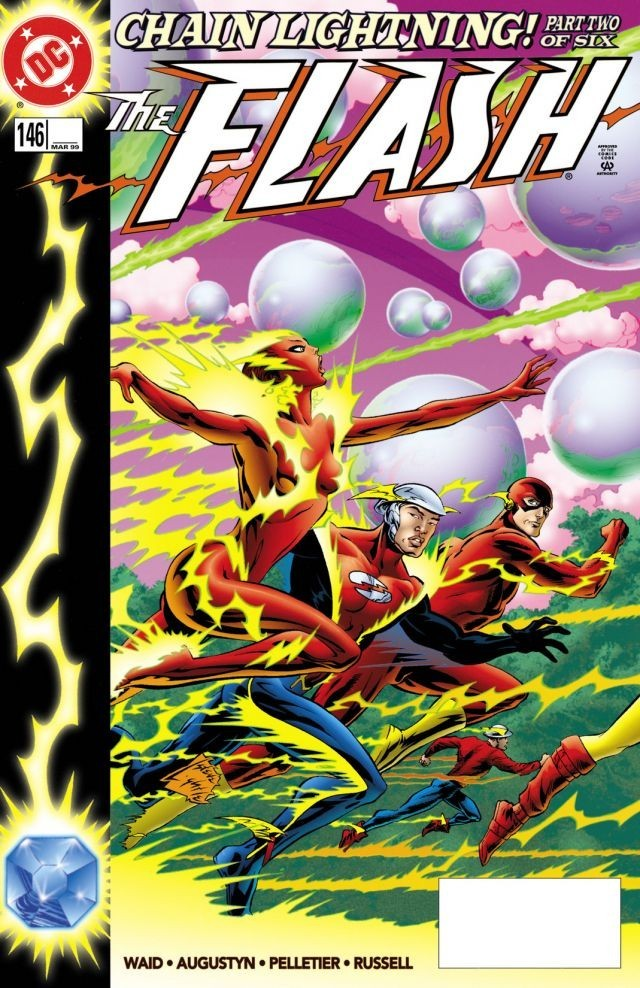 Flash #146: Chain Lightning Part Two