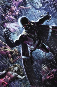 Teen Titans 20 cover