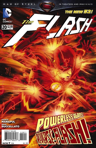 Flash #20 Final Cover