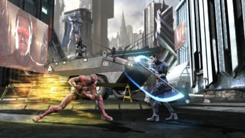 Injustice: Flash vs Nightwing