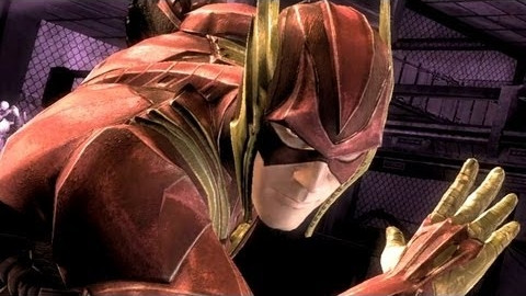 Injustice: Gods Among Us: The Flash