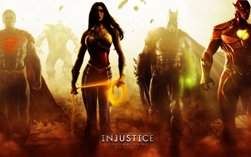Injustice: Trinity Plus the Flash