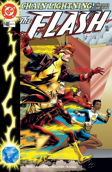 Flash #148 (Chain Lightning Part 4)