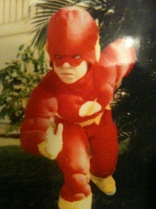 Patrick Flanagan Kid Flash