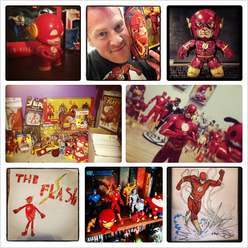 speedforce5th Photo Challenge Collage